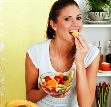 Правила эффективной предновогодней диеты