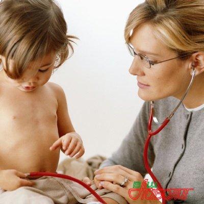 Рацион ребенка во время ангины