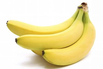 Бананы в борьбе с солевыми отложениями