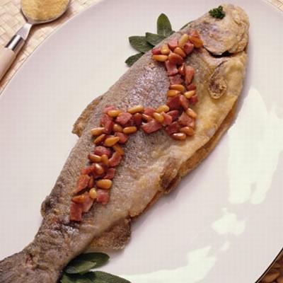 Состав рыбной диеты