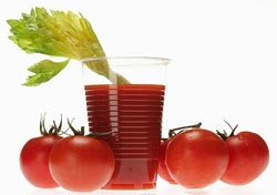 Худеем с помощью томатного сока