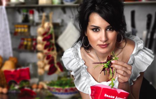 Жесткая диета Тины Канделаки дает результат
