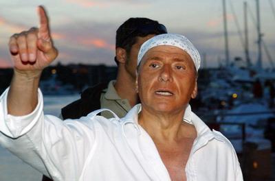 Диета Сильвио Берлускони