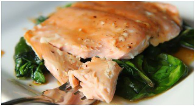Рыба в борьбе с лишним весом