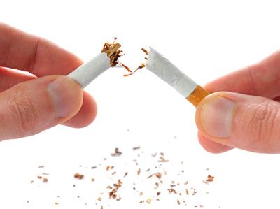 Управление своим весом при помощи сигареты