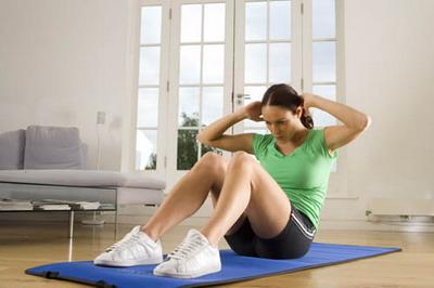 Фитнес – комплекс упражнений для похудения