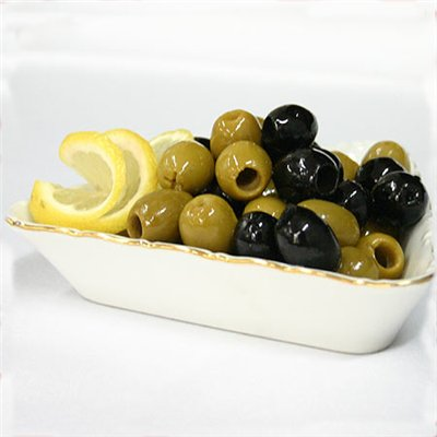 Какова польза от зеленых оливок?