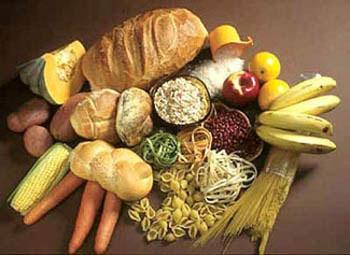 Так ли вредно есть насыщенную углеводами пищу во время диеты