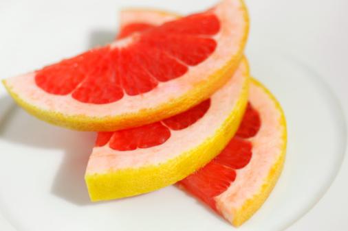 Такой полезный и вкусный грейпфрут
