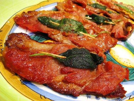 Настоящая сальтимбокка, или кусочек Италии на вашей кухне