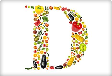 Витамин D, оказывается, помогает регулировать вес