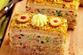 Закусочные тортики с сельдью и краб...