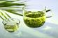 Как зеленый чай помогает сбросить л...