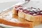 Бутерброды с фруктами, ягодами